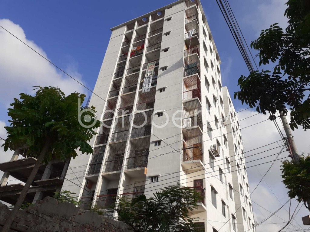 Outside view - 3 Bed Apartment for Sale in Jatra Bari, Dhaka - 1920120