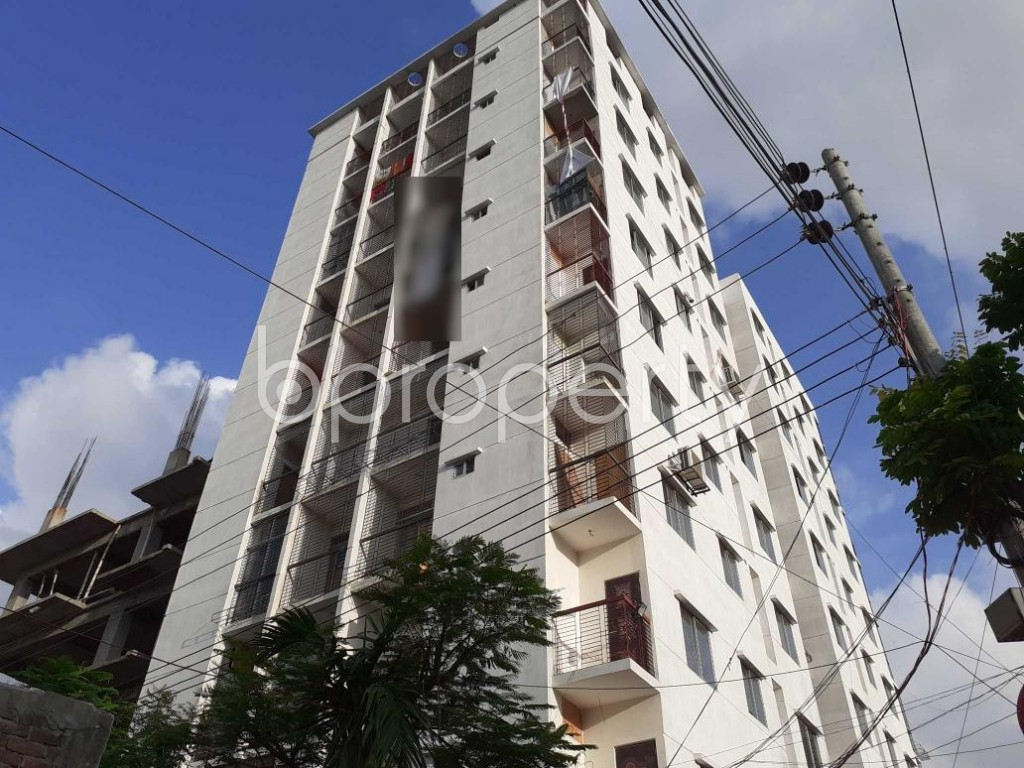 Outside view - 3 Bed Apartment for Sale in Jatra Bari, Dhaka - 1920122