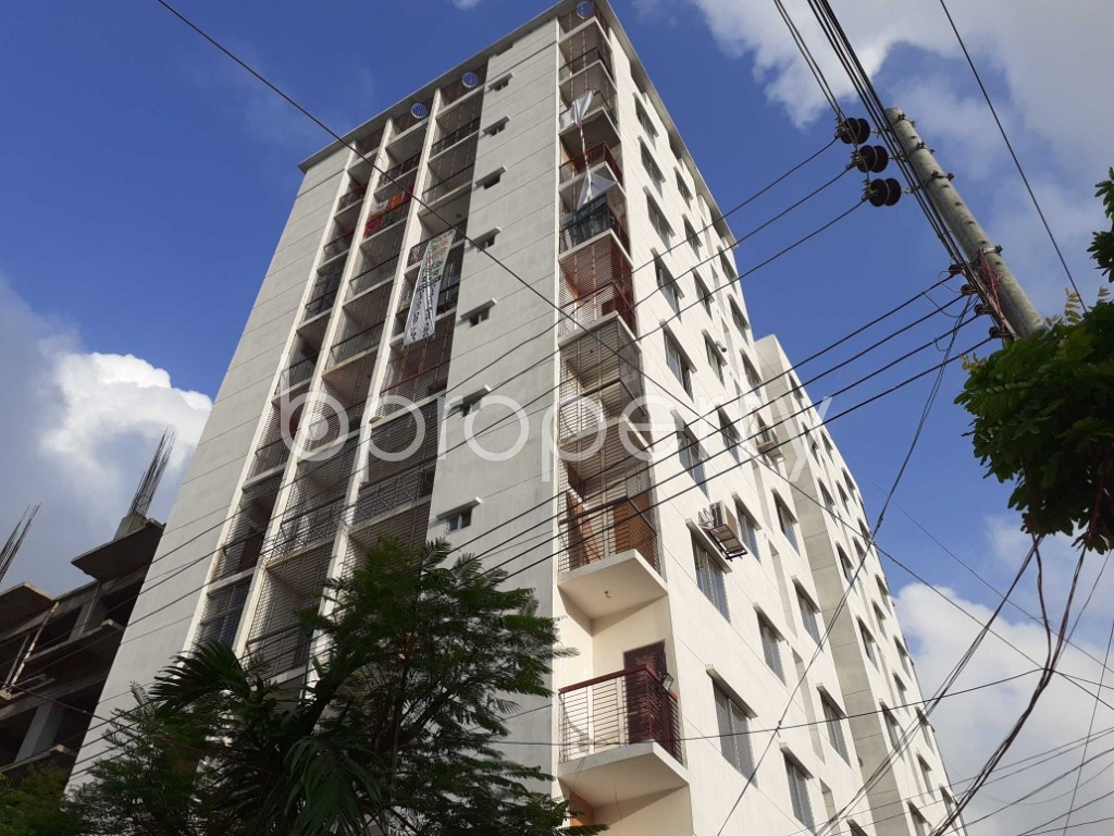 Outside view - 3 Bed Apartment for Sale in Jatra Bari, Dhaka - 1920124