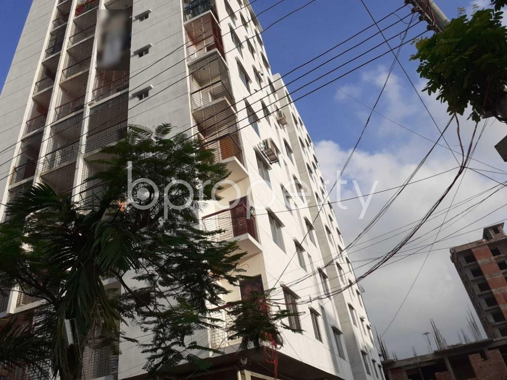 Outside view - 3 Bed Apartment for Sale in Jatra Bari, Dhaka - 1920126
