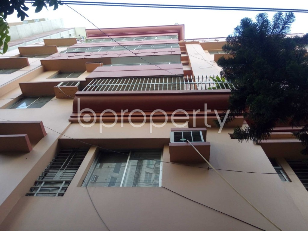 Outside view - 4 Bed Apartment to Rent in Banani, Dhaka - 1920027