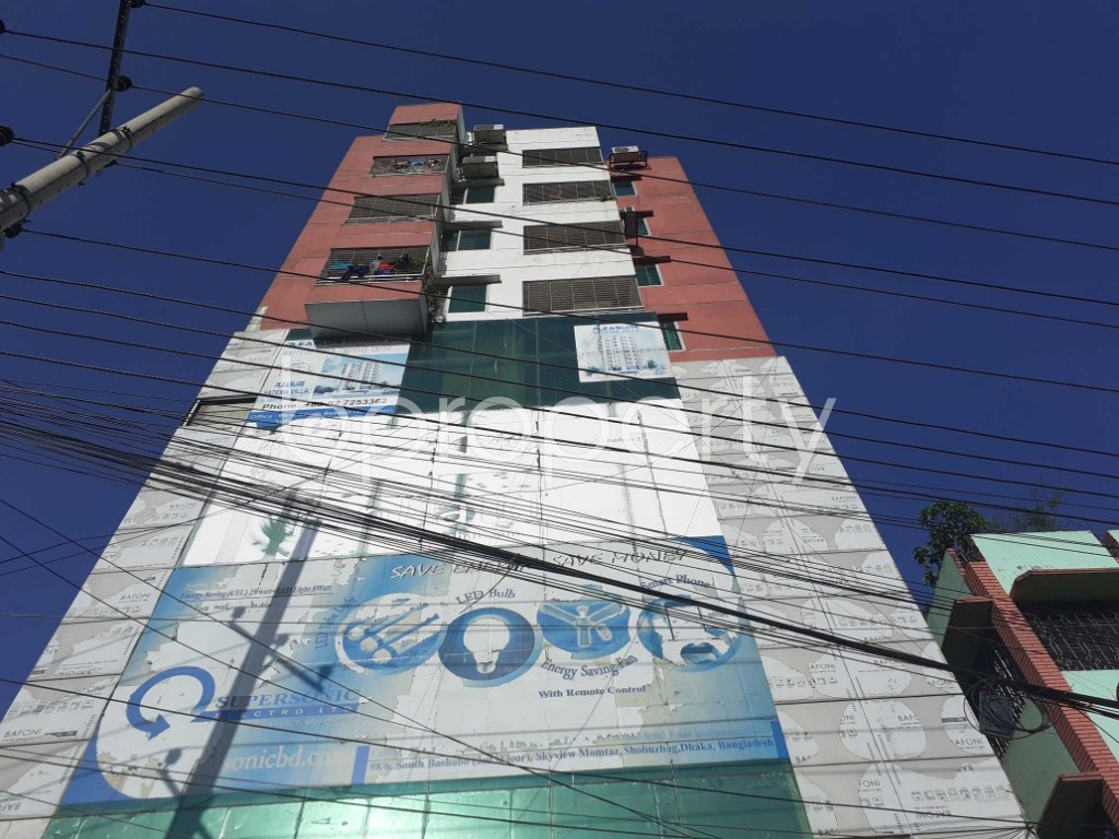 Front view - Floor for Sale in Bashabo, Dhaka - 1920145