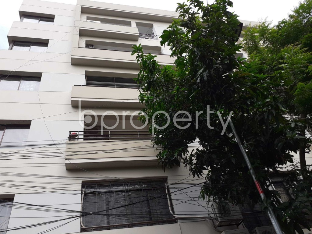 Front view - 3 Bed Apartment to Rent in Gulshan, Dhaka - 1920161