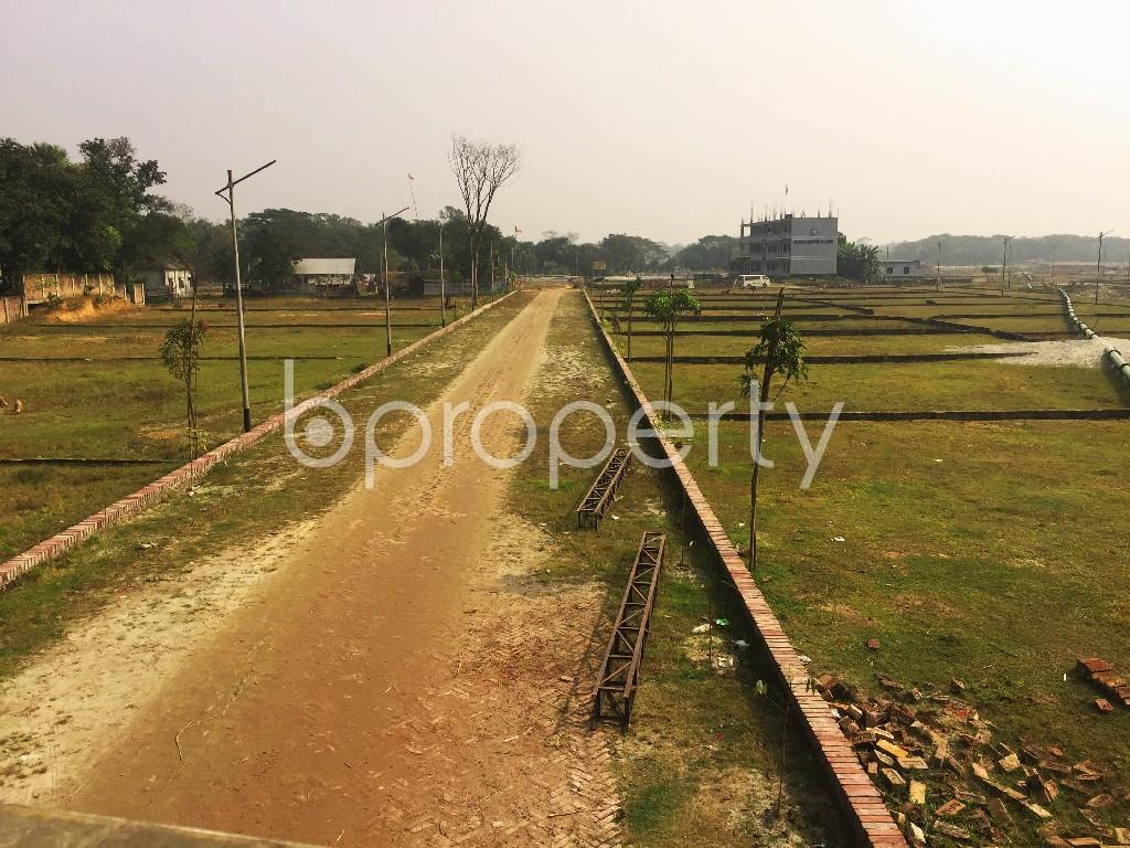 Image 1 - Plot for Sale in Narayanganj, Narayanganj City - 1893291