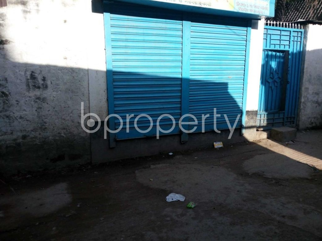 Front view - Shop to Rent in Khilgaon, Dhaka - 1920212