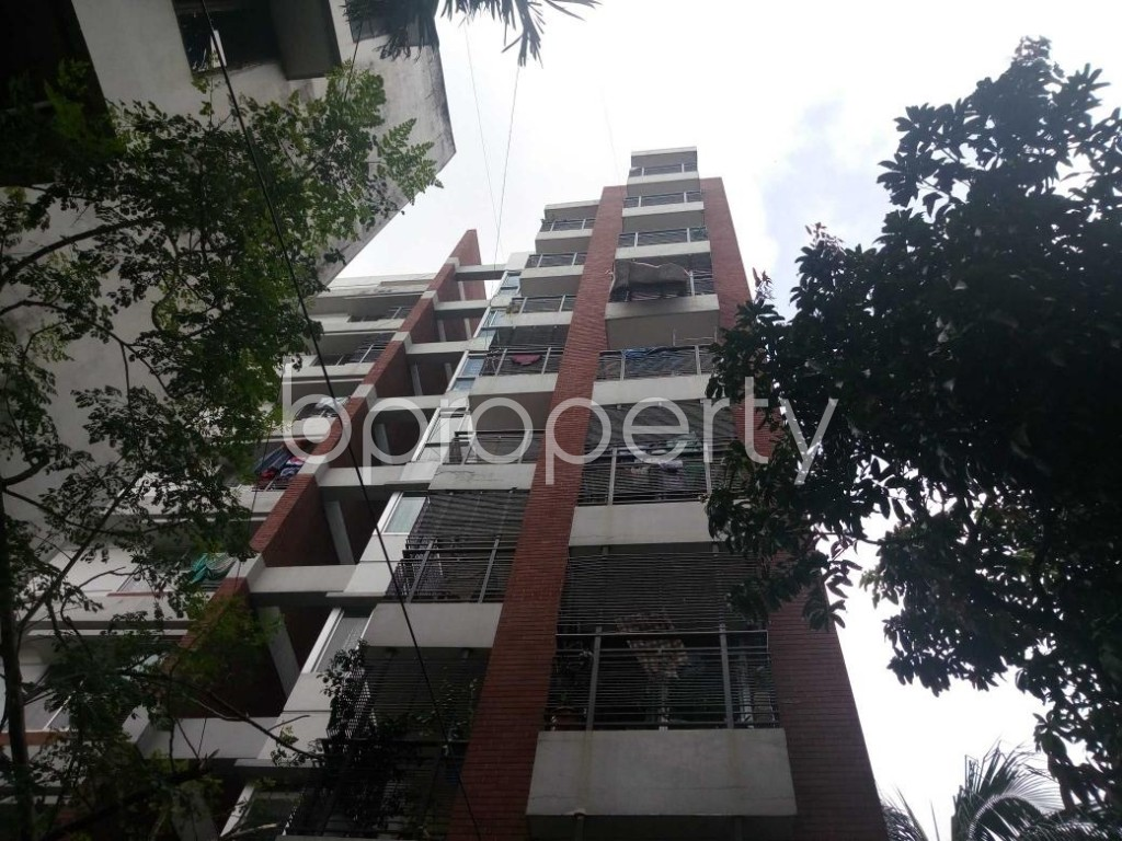 Front view - 3 Bed Apartment to Rent in Nadda, Dhaka - 1920221