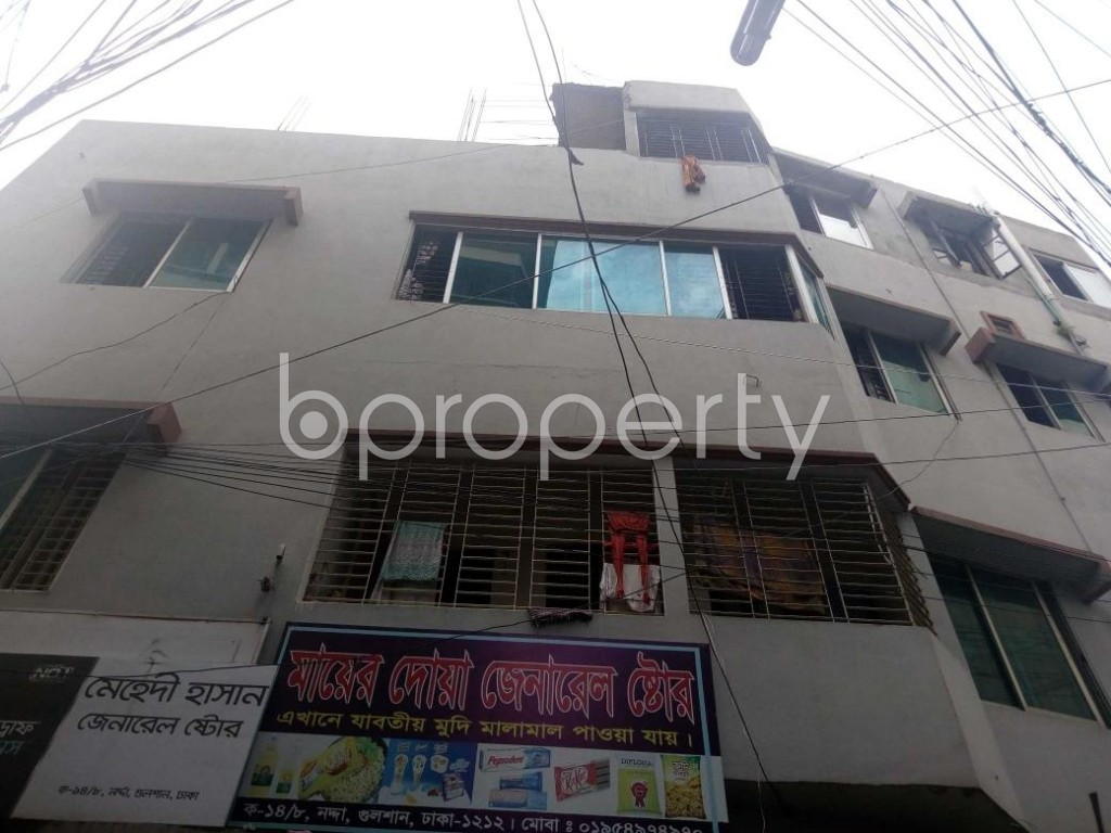 Front view - 2 Bed Apartment to Rent in Nadda, Dhaka - 1920224