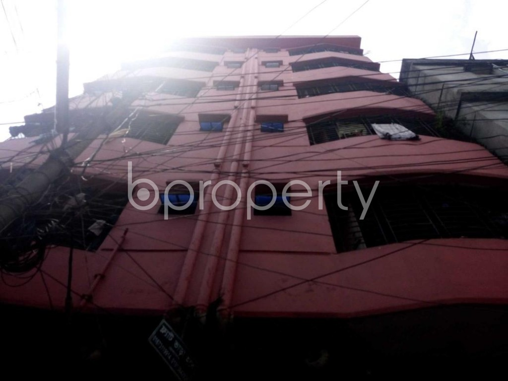 Front view - 2 Bed Apartment to Rent in Nadda, Dhaka - 1920226