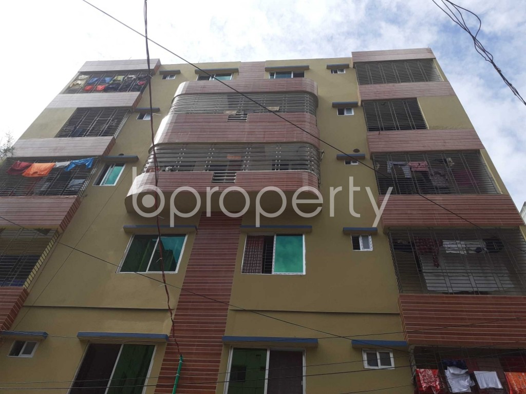 Front view - 2 Bed Apartment to Rent in Mohammadpur, Dhaka - 1920341