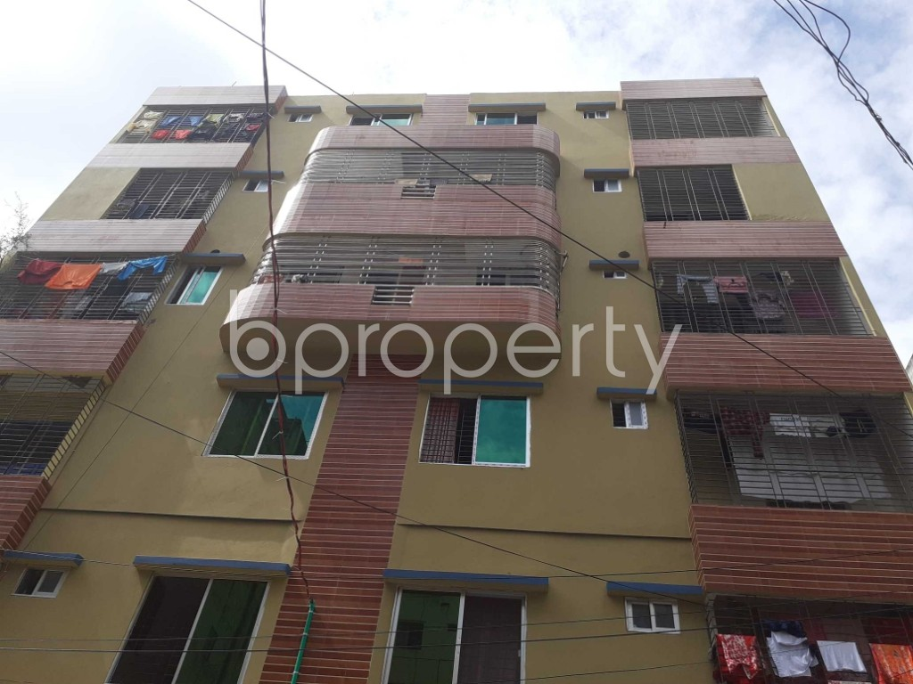 Front view - 2 Bed Apartment to Rent in Mohammadpur, Dhaka - 1920342