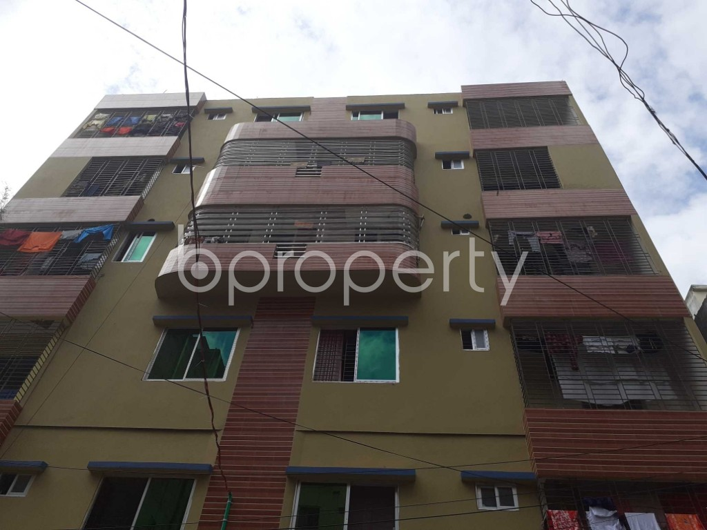 Front view - 2 Bed Apartment to Rent in Mohammadpur, Dhaka - 1920343