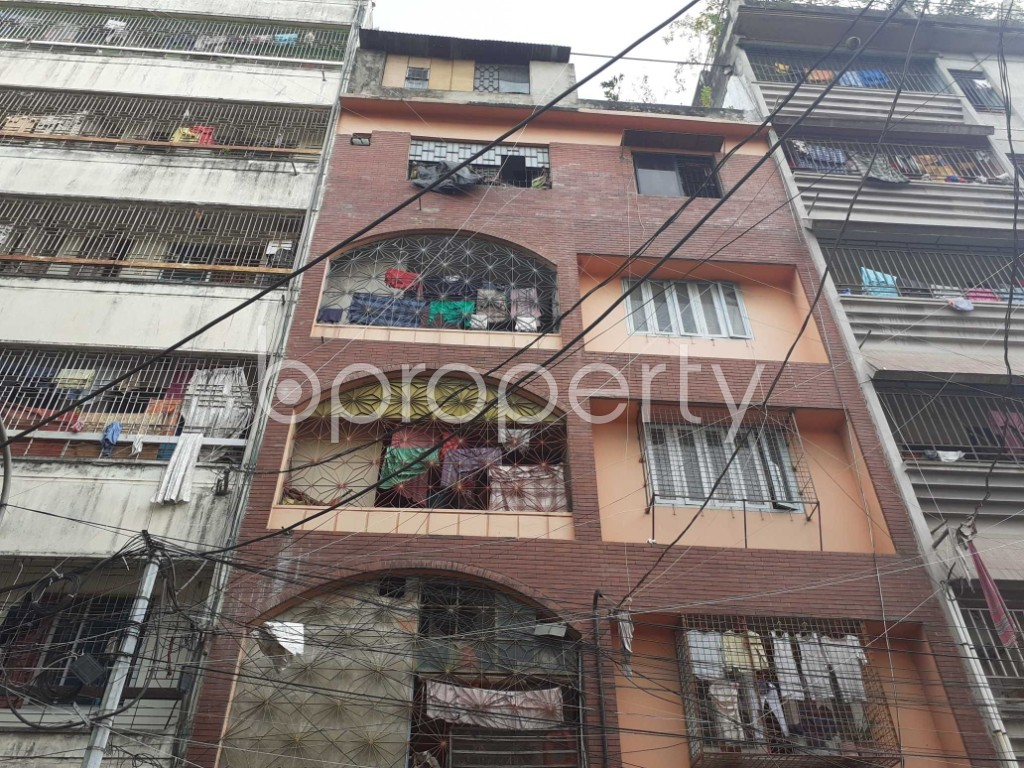 Front view - 1 Bed Apartment to Rent in Mohammadpur, Dhaka - 1920344