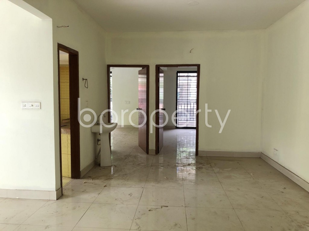Dining area - 3 Bed Apartment for Sale in Uttara, Dhaka - 1917939