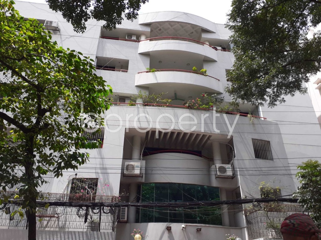 Front view - 3 Bed Apartment to Rent in Gulshan, Dhaka - 1920368