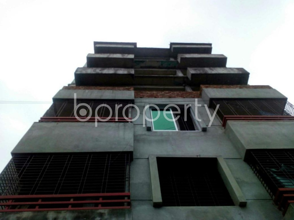 Front view - 2 Bed Apartment to Rent in Bagichagaon, Cumilla - 1920392