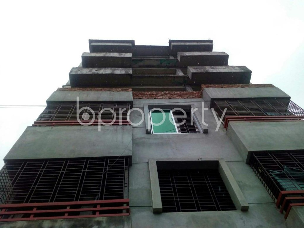 Front view - 2 Bed Apartment to Rent in Bagichagaon, Cumilla - 1920393