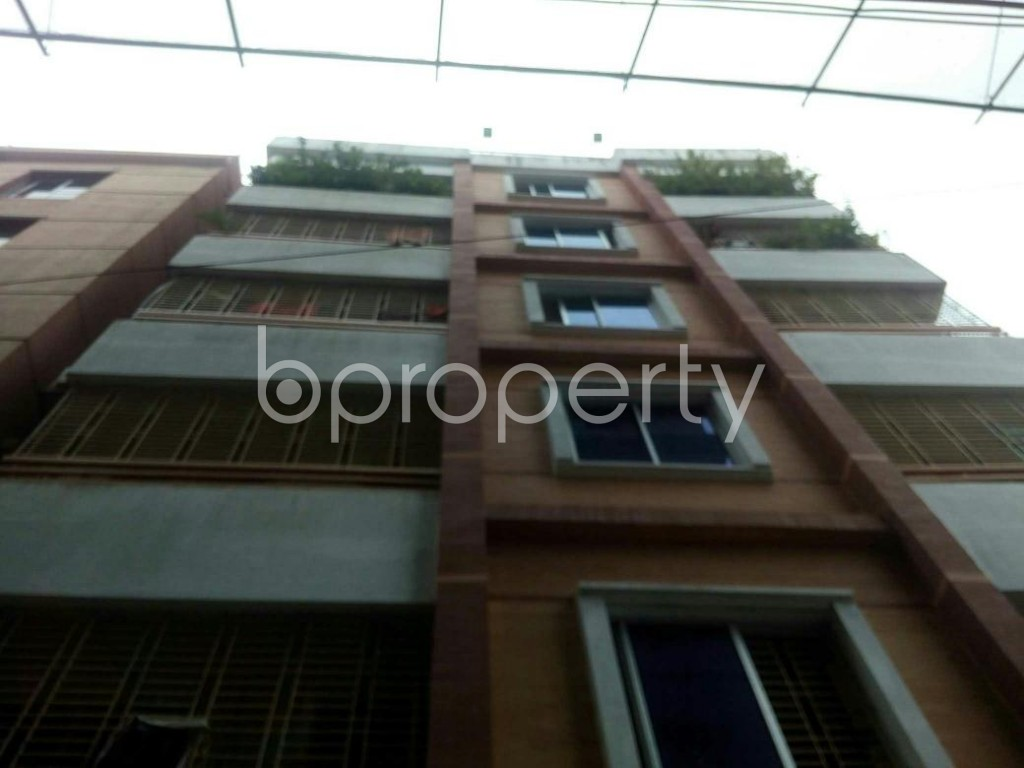 Front view - 3 Bed Apartment to Rent in Bagichagaon, Cumilla - 1920391
