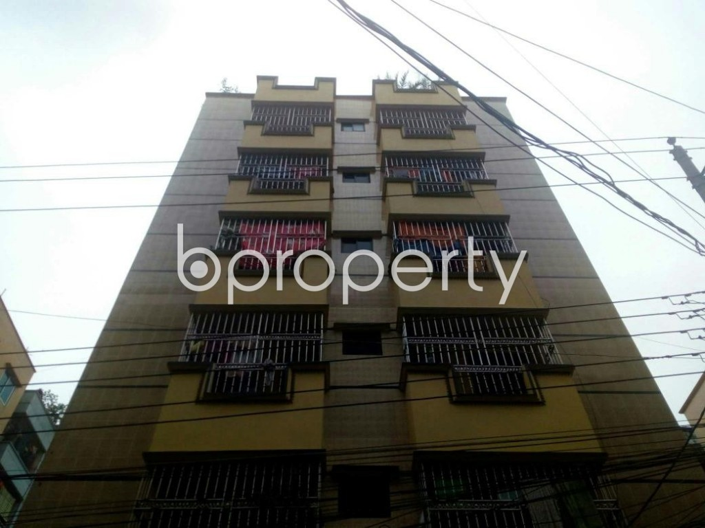 Front view - Shop to Rent in Uttara, Dhaka - 1919284