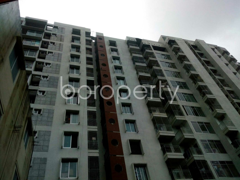 Outside view - 3 Bed Apartment to Rent in East Nasirabad, Chattogram - 1920410