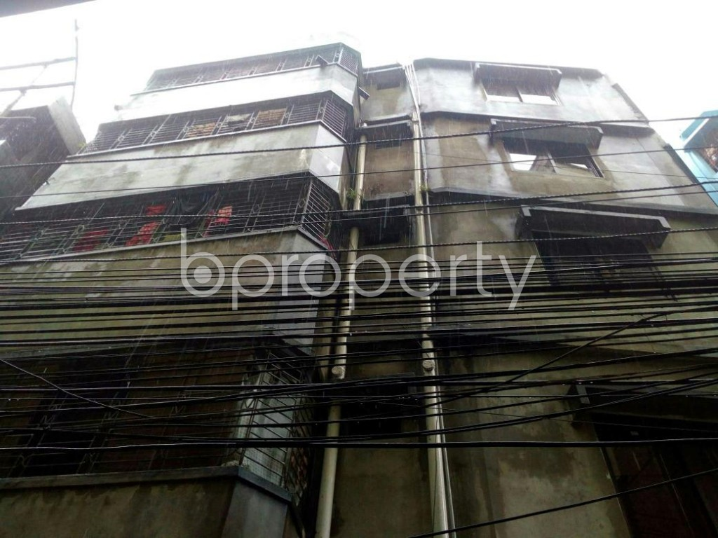 Front view - 3 Bed Apartment to Rent in East Nasirabad, Chattogram - 1920411