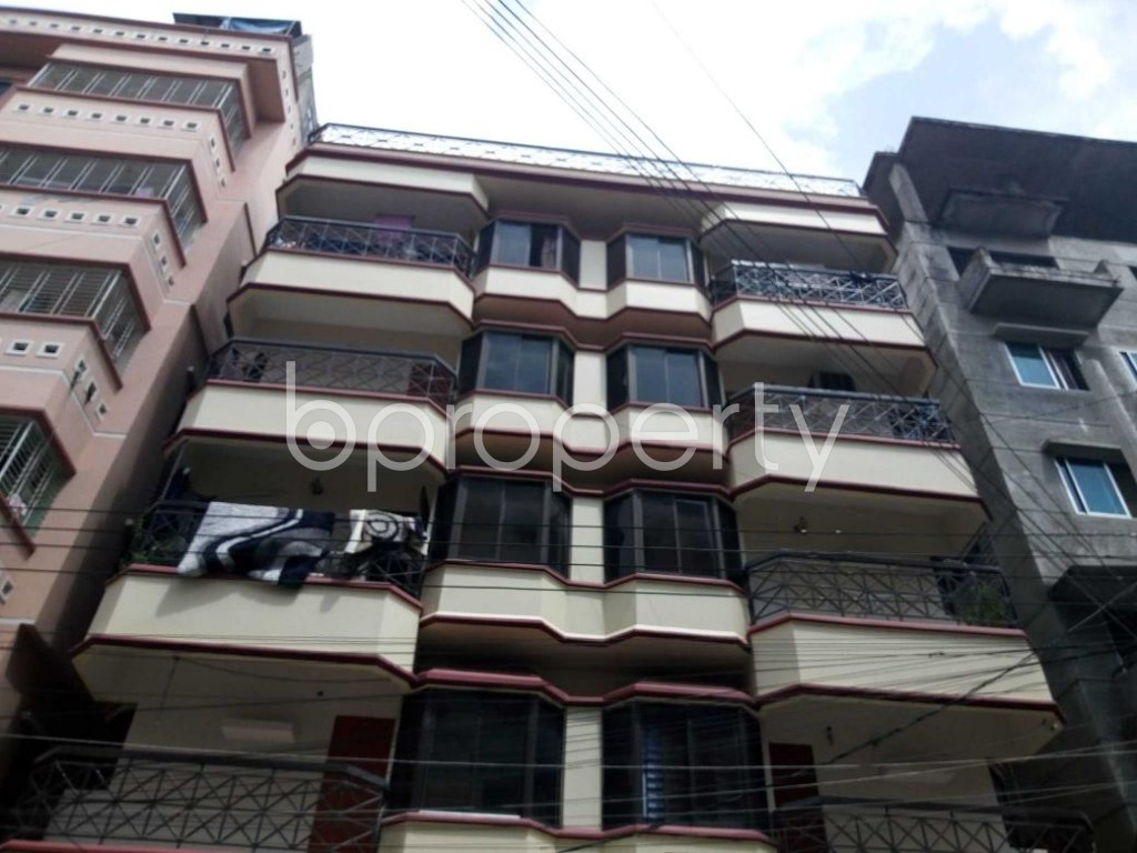 Front view - Office to Rent in Uttara, Dhaka - 1920431