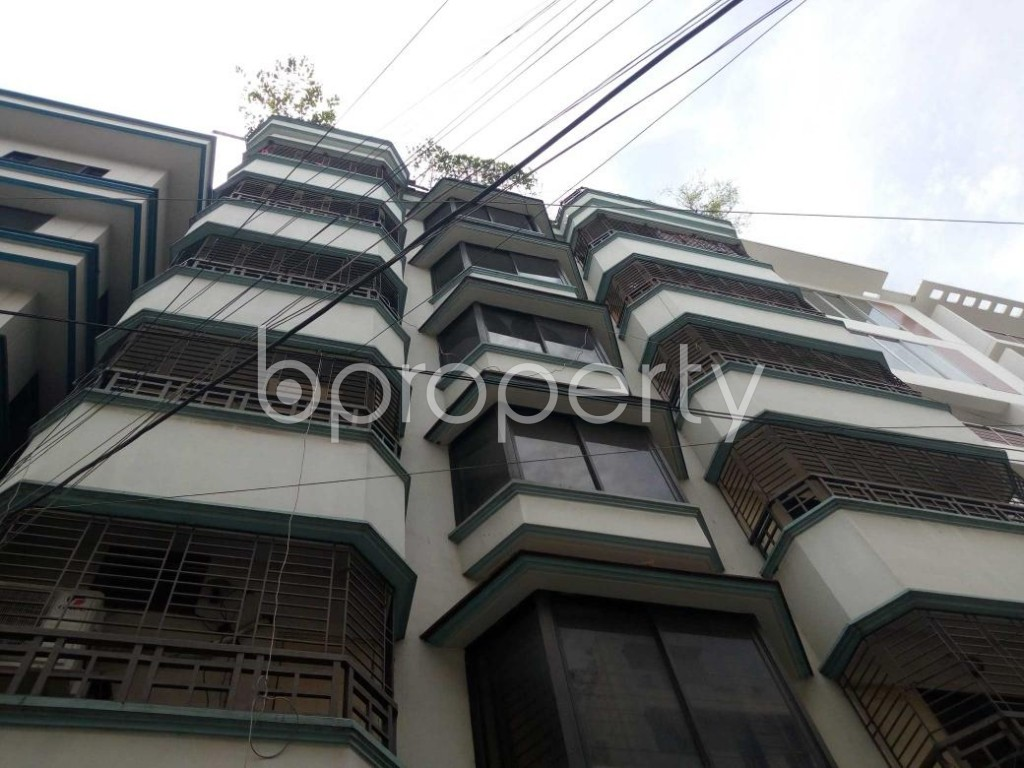 Front view - Office to Rent in Uttara, Dhaka - 1920443