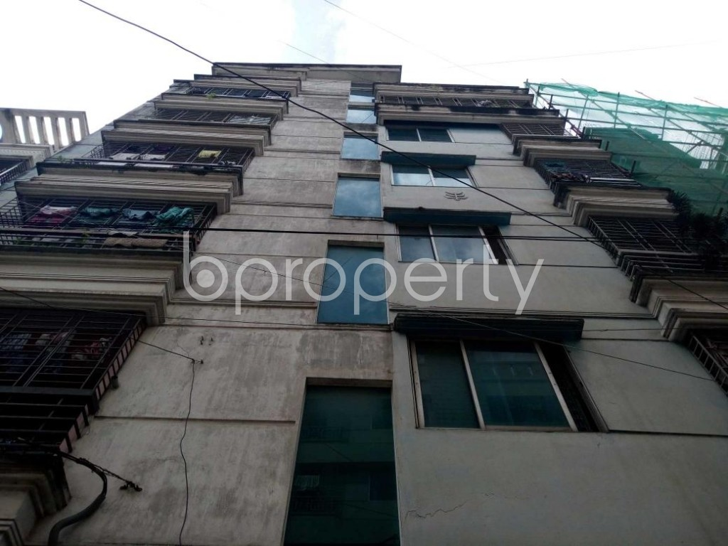 Front view - 3 Bed Apartment to Rent in Uttara, Dhaka - 1920445