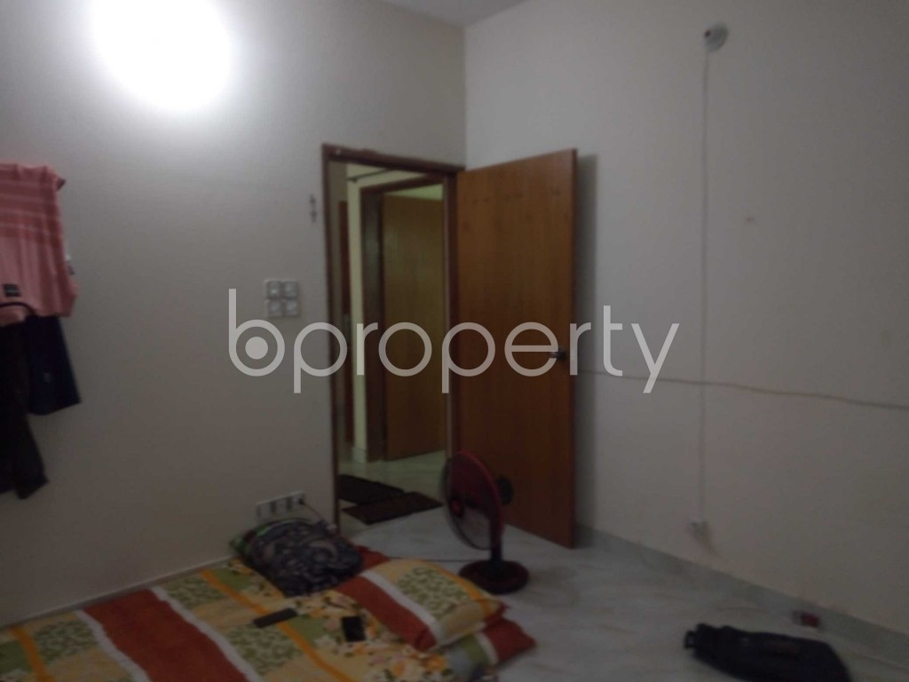 Bedroom - 3 Bed Apartment for Sale in Badda, Dhaka - 1920377