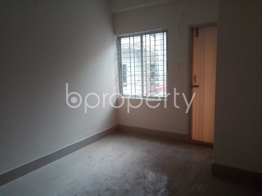 Bedroom - 3 Bed Apartment for Sale in Badda, Dhaka - 1920388