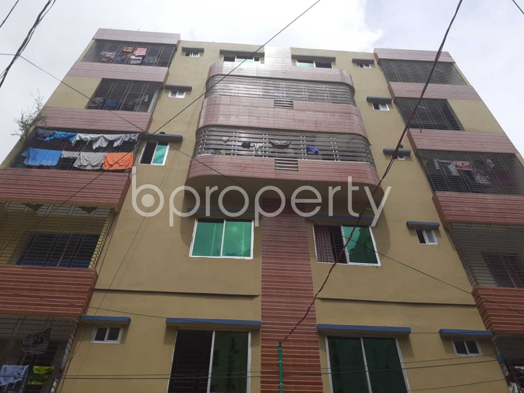 Front view - 2 Bed Apartment to Rent in Mohammadpur, Dhaka - 1920480