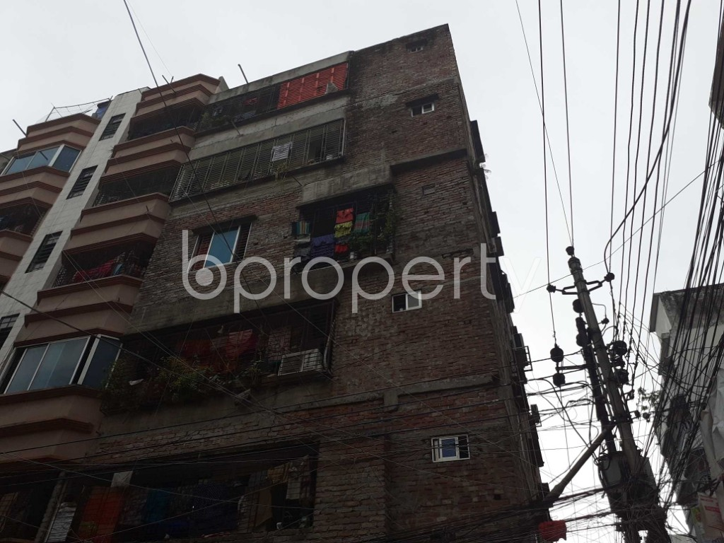 Front view - 2 Bed Apartment to Rent in Mohammadpur, Dhaka - 1920482