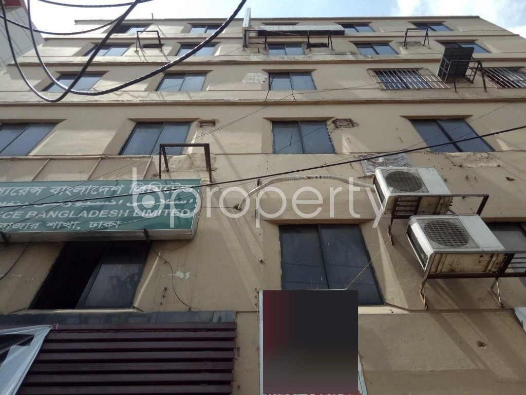 Front view - Office to Rent in Tejgaon, Dhaka - 1920491