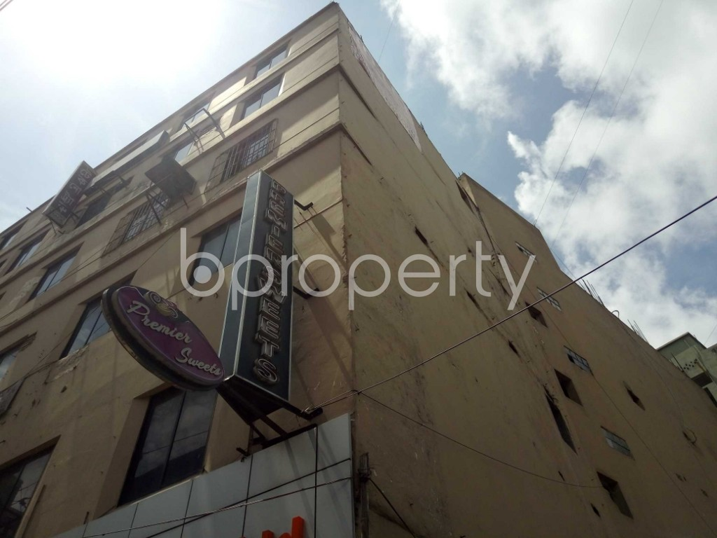 Outside view - Office to Rent in Tejgaon, Dhaka - 1920493