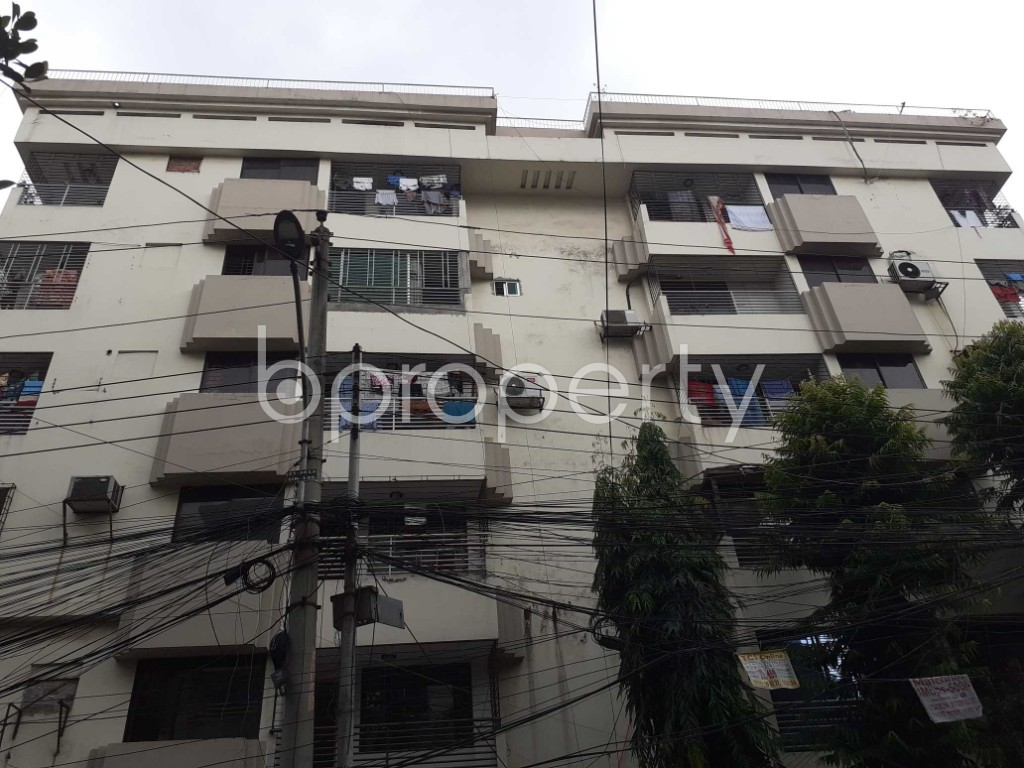 Front view - 3 Bed Apartment to Rent in Dhanmondi, Dhaka - 1920495
