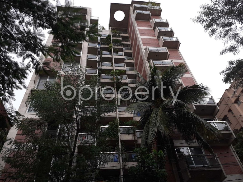 Front view - 4 Bed Apartment to Rent in Dhanmondi, Dhaka - 1920498