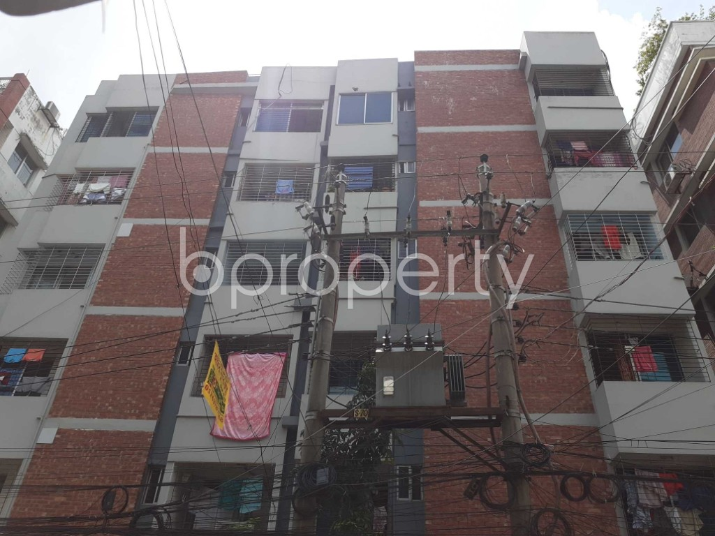 Front view - 3 Bed Apartment to Rent in Dhanmondi, Dhaka - 1920499