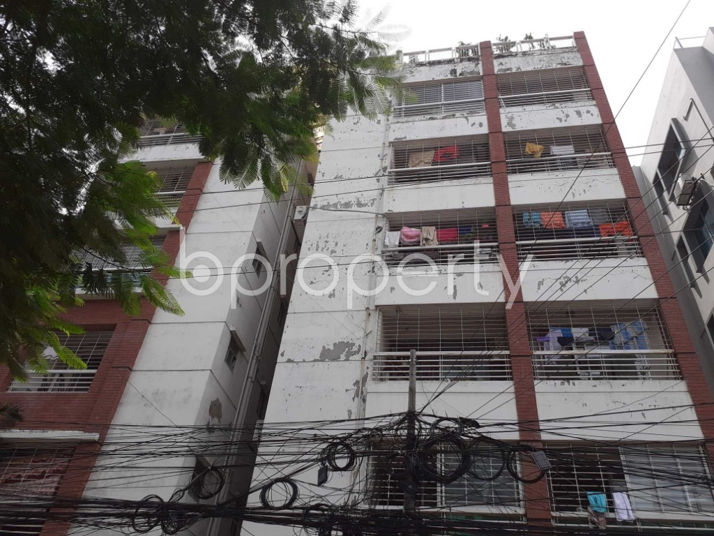 Front view - 3 Bed Apartment to Rent in Dhanmondi, Dhaka - 1920501