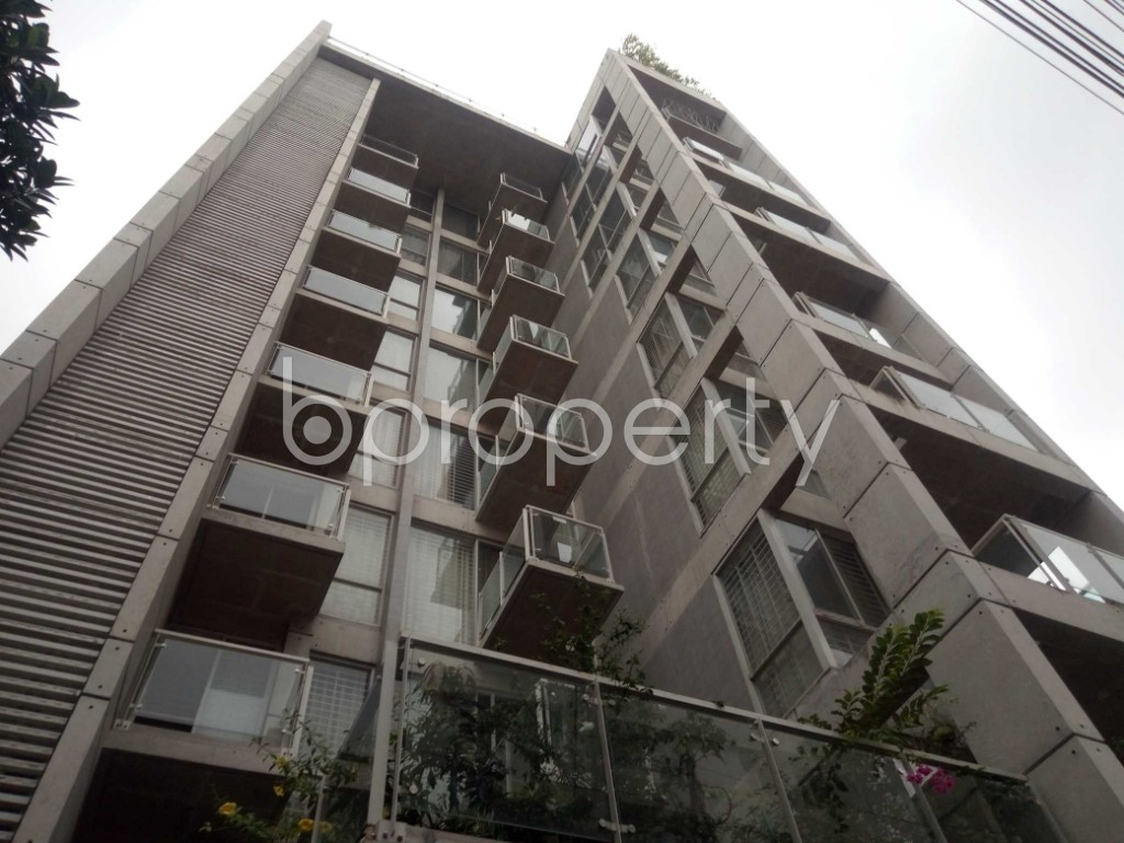 Outside view - 3 Bed Apartment to Rent in Banani, Dhaka - 1920450