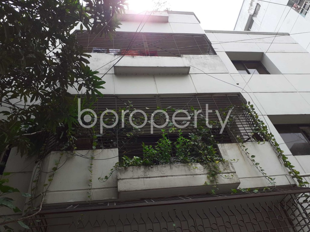 Front view - 3 Bed Apartment to Rent in Uttara, Dhaka - 1920513