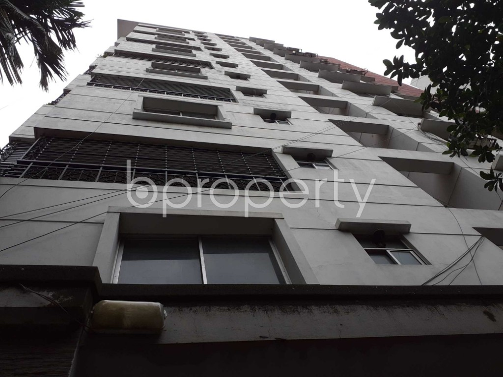 Front view - 3 Bed Apartment to Rent in Uttara, Dhaka - 1920514