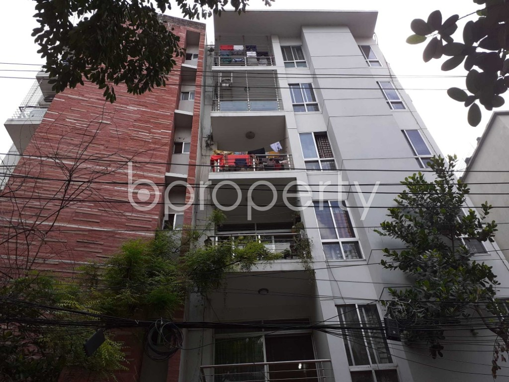 Front view - 3 Bed Apartment to Rent in Uttara, Dhaka - 1920515