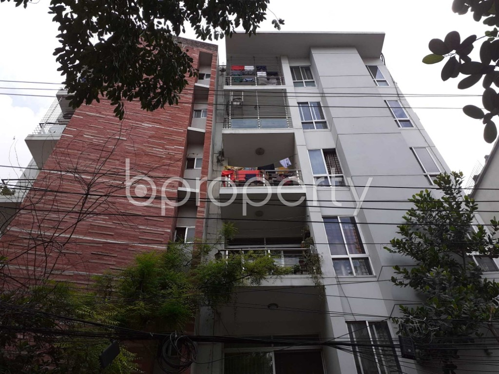 Front view - 3 Bed Apartment to Rent in Uttara, Dhaka - 1920516