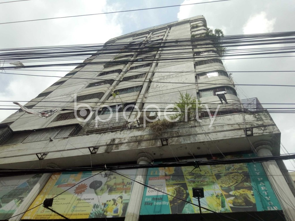 Outside view - 3 Bed Apartment for Sale in Maghbazar, Dhaka - 1920532