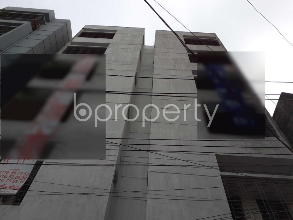 Outside view - 2 Bed Apartment for Sale in Adabor, Dhaka - 1920545