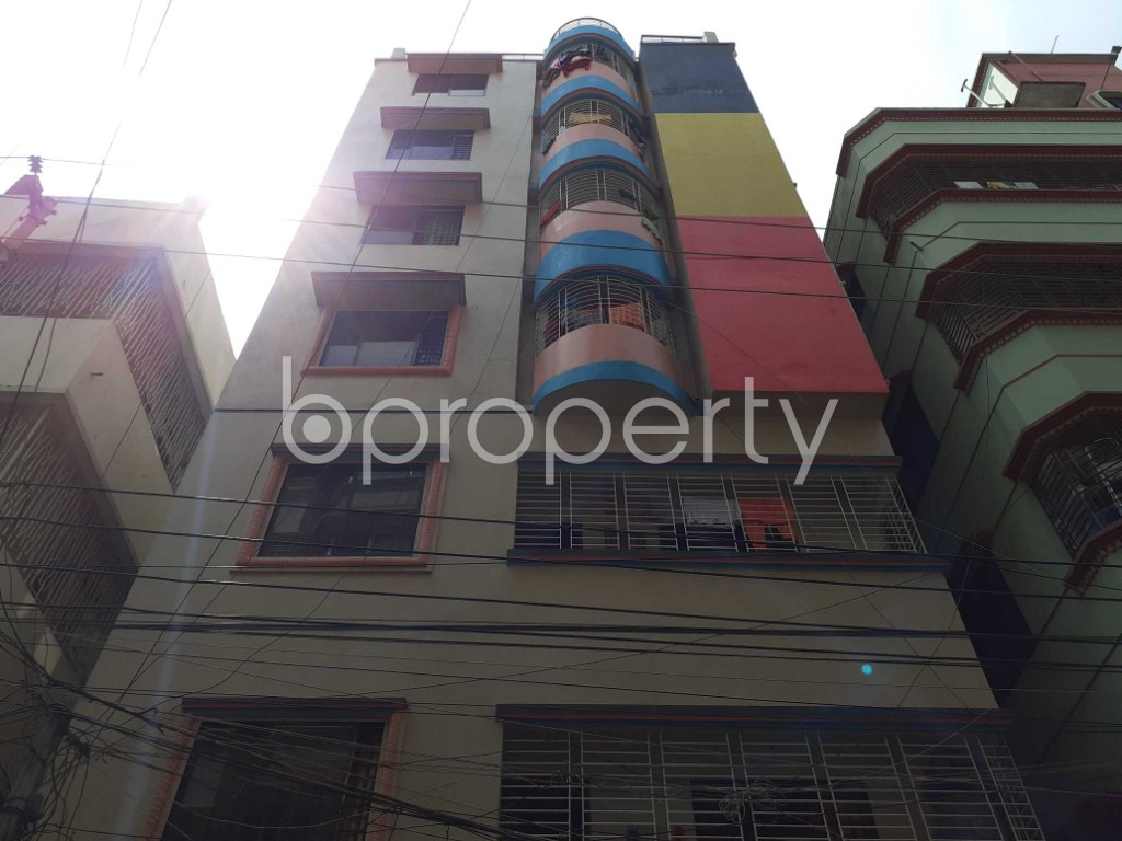 Front view - 2 Bed Apartment to Rent in Mohammadpur, Dhaka - 1920559