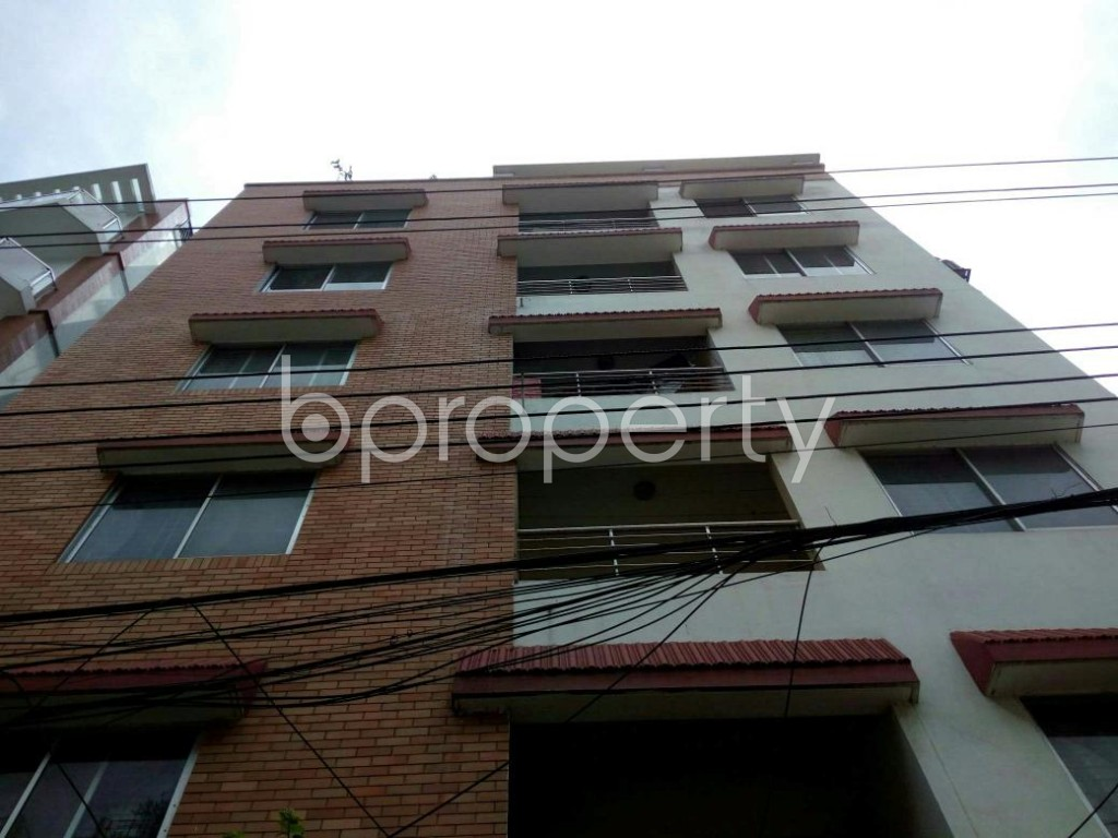 Front view - Office to Rent in Mirpur, Dhaka - 1920568
