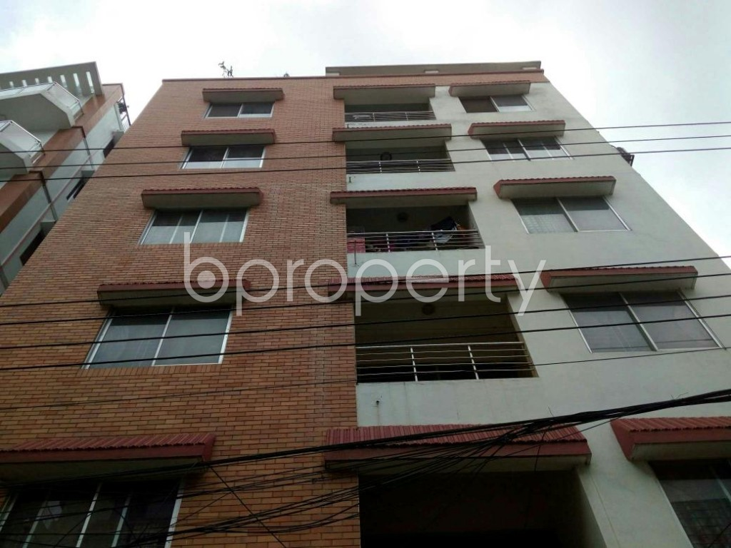 Front view - Office to Rent in Mirpur, Dhaka - 1920569