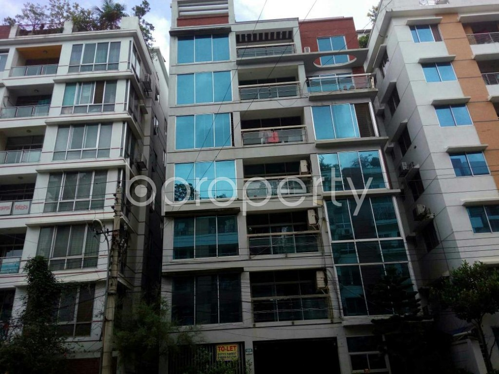 Front view - Office to Rent in Mirpur, Dhaka - 1920581