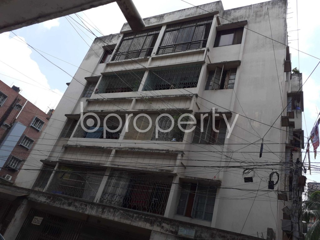 Outside view - 3 Bed Apartment to Rent in Mohammadpur, Dhaka - 1919870