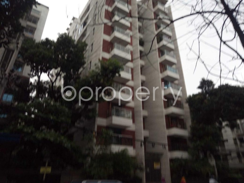 Front view - 4 Bed Apartment to Rent in Banani, Dhaka - 1920600
